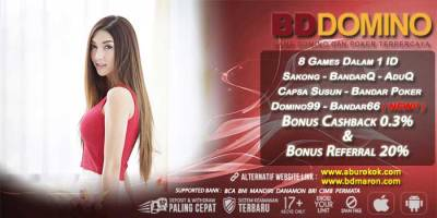 Link Update BdDomino Agen Judi BandarQ Online